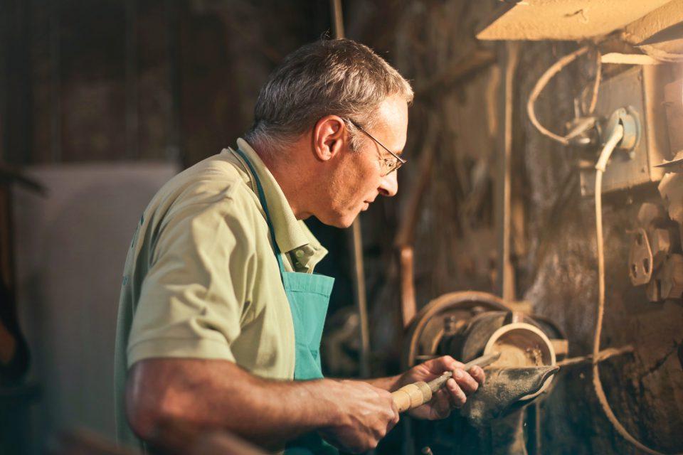 Werken als oudere